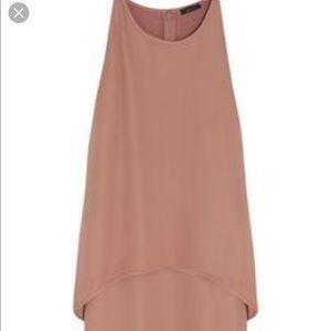 Theory VGUC Blush Dress Size 2